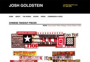 Josh Goldstein Bodega Art